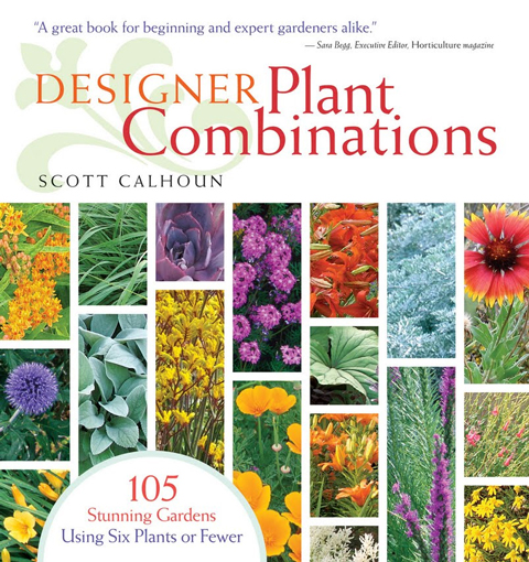 Designer Plant Combinations cover
