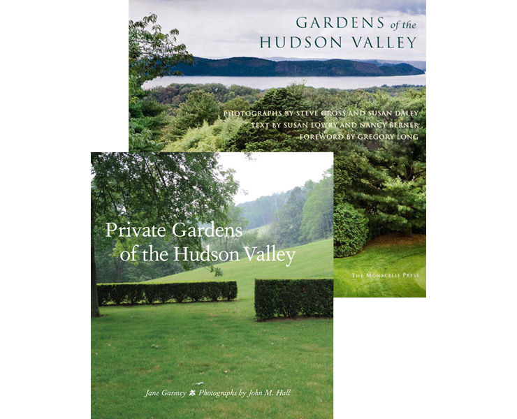 Gardens of the Hudson Valley and Private Gardens of the Hudson Valley