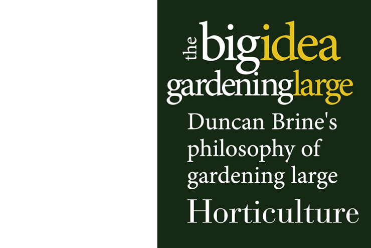 The Big Idea by Carleen Madigan in Horticulture Magazine