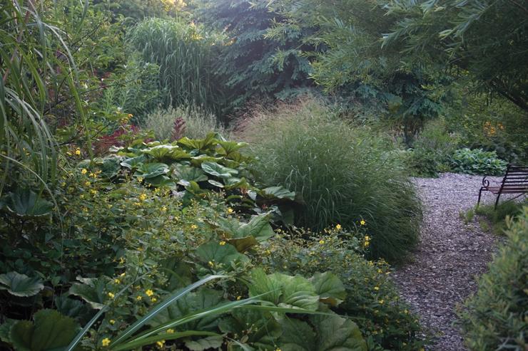 Brine Garden, Gravel Way,
