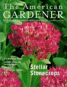 American Horticultural Society'sAmerican Gardener
